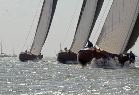 Dagje Zeilen in Friesland