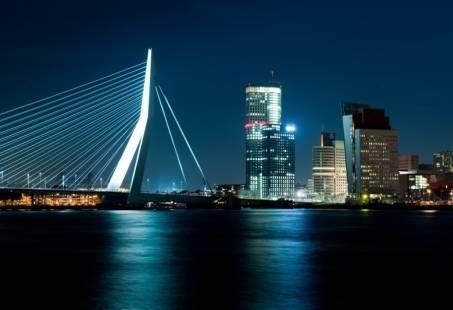 Avondje uit in Rotterdam Zuid-Holland