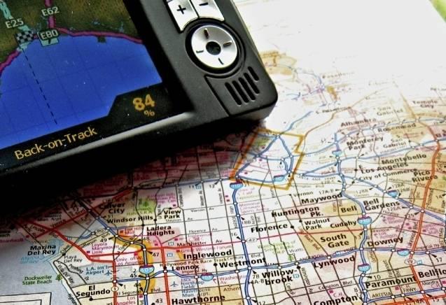 GPS arrangementen