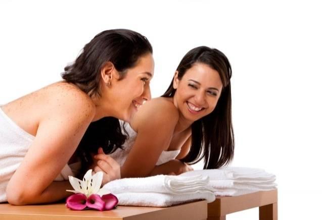 Duobehandeling tijdens uw vriendinnendag
