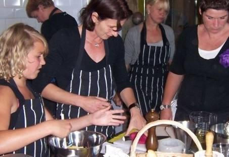 Samen koken met een kookworkshop
