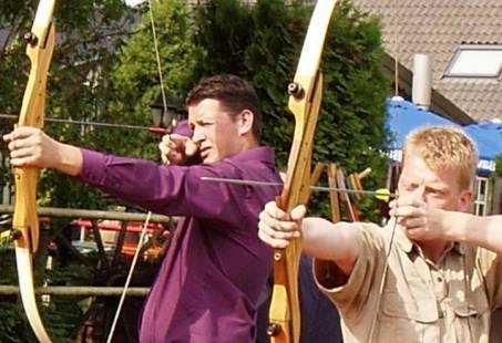 Boogschieten in Montferland