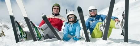 Met de familie lekker wintersporten