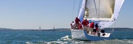 Zeilen met een Yacht