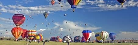 Uniek ballonvaart beleven