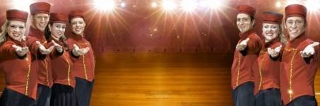 Avondje uit en genieten van een Theatershow