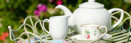 High Tea dagje uit
