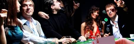 Casino feestavond