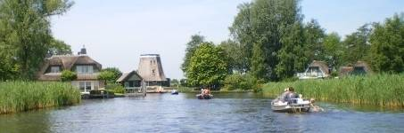 Genieten in Giethoorn met een weekendje weg
