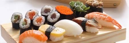 Avondje uit en heerlijke Sushi eten
