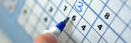 Levend Sudoku spelprogramma spelen