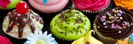 Met vriendinnen cupcakes maken