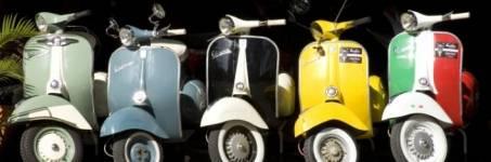 Dagje uit en heerlijk scooteren