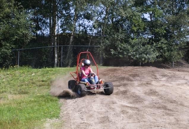 Quad rijden in Doesburg
