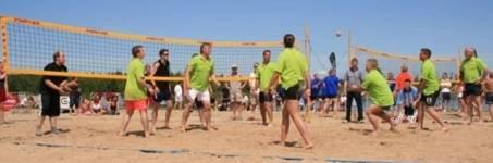 Actief en Sportief uit op de Zuid-Hollandse stranden