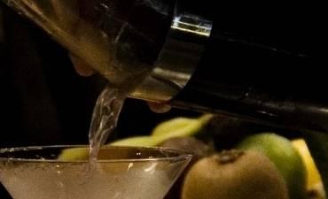 Cocktails shaken in Amsterdam