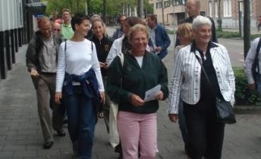 Tuk Tuk Challenge in Rotterdam