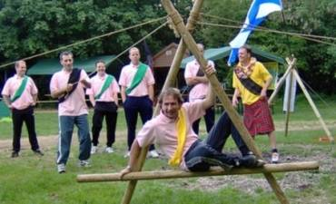 Scottisch Highland Games spelen