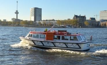 Tuk Tuk Challenge door Rotterdam