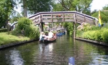Fluistervaren door de Biesbosch
