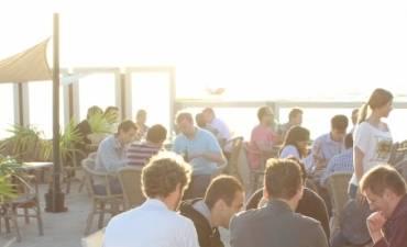 Vergaderen in uw eigen Beachhouse