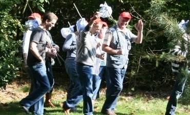 Actief en gezellig op de Partyboerderij