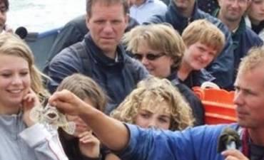 Actieve stranddag Texel beleven!