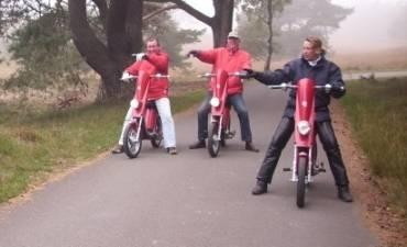 Langlauf groepsuitje op de Veluwe