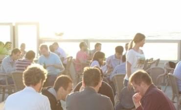 Actief vrijgezellenfeestje in Scheveningen