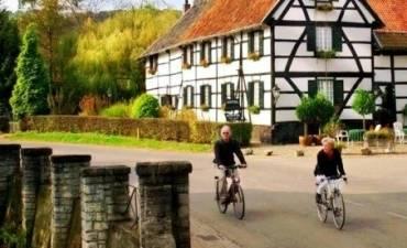 Ontdek het Heuvelland op de fiets