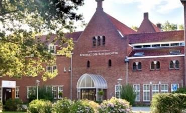 Congres centraal in NL en in het groen