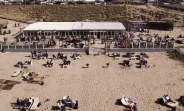 BBQ arrangement in Zandvoort