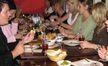 Culinair Mollenspel aan Tafel in Arnhem