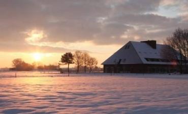 Met kerst genieten in een Zuid-Veluwse boerderij