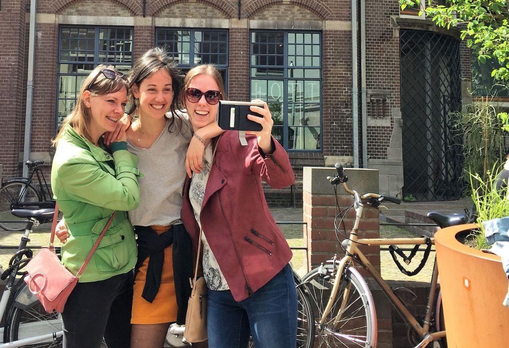 Beleef Utrecht met de WhatsApp Experience als bedrijfsuitje