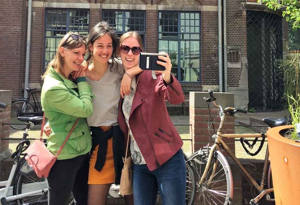 WhatsApp Experience door Zwolle -Teamuitje bij uitstek