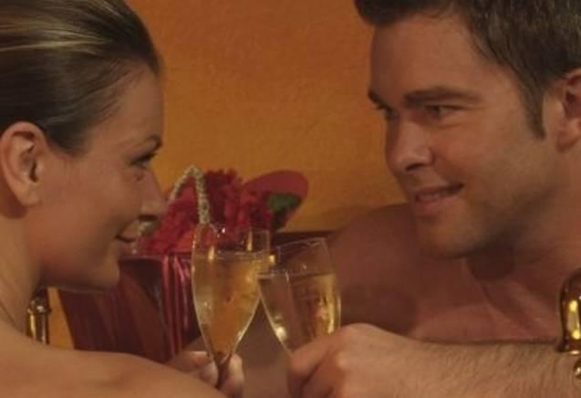 Romantisch duo arrangement - Samen genieten