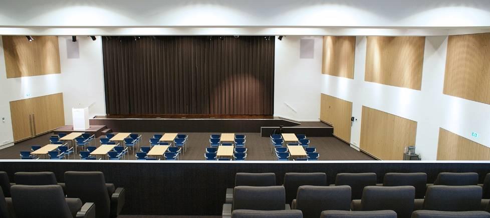 Presentatie zaal
