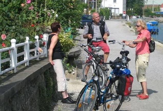Fiets-vaarvakantie over de prachtige Maas en Fiets Route Ravel