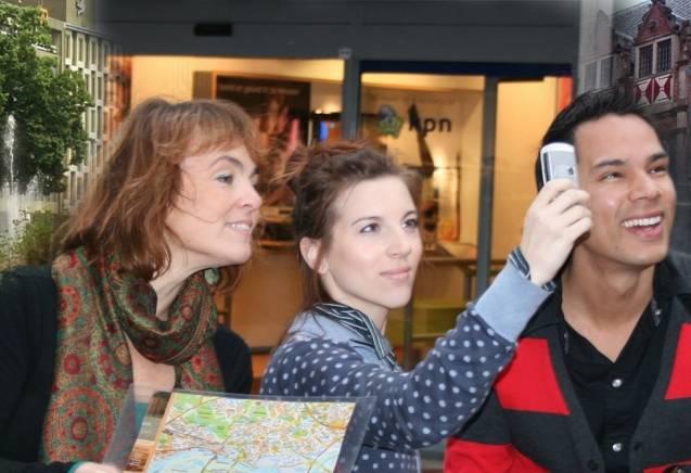 Vrijgezellenuitje in Arnhem met het Mollenspel stadsspel