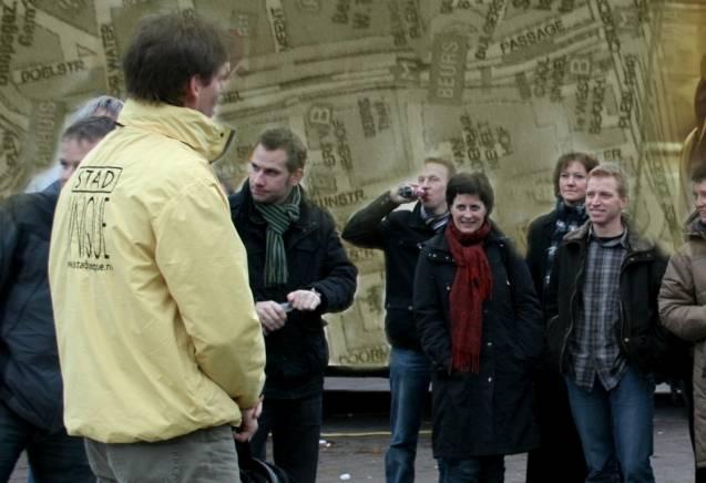 Stadswandeling in Arnhem