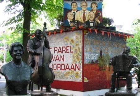 Puzzeltocht Strijd in de Amsterdamse Jordaan