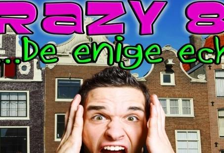 Hilarisch vrijgezellenuitje in Zwolle met Crazy 88