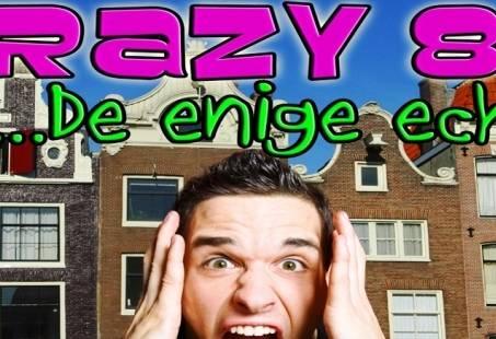 Groepsuitje Crazy 88 in Groningen - hilarisch stadsuitje