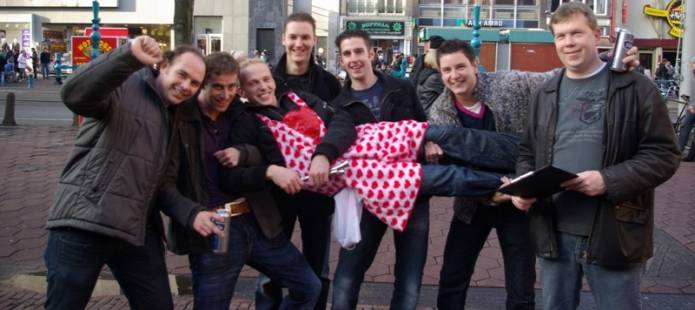 Groepsuitje Crazy 88 in Den Bosch