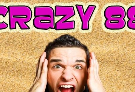 Groepsuitje op het strand: Crazy 88 on the Beach!
