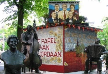 Onder de Mokumers groepsuitje in Amsterdam