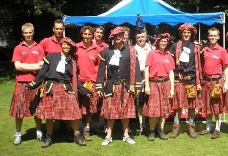 32-uurs teambuilding Highland Games en vergaderarrangement op de Veluwe