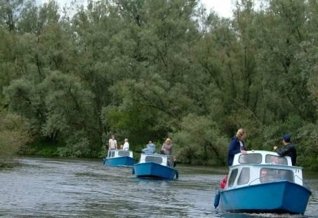 Groepsuitje in de Biesbosch - Ontdek de Biesboschtocht