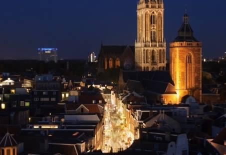 Stadswandeling en Utrechtse Smartlappen Tour